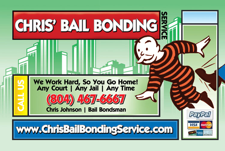 Chris Bail Bonding Service